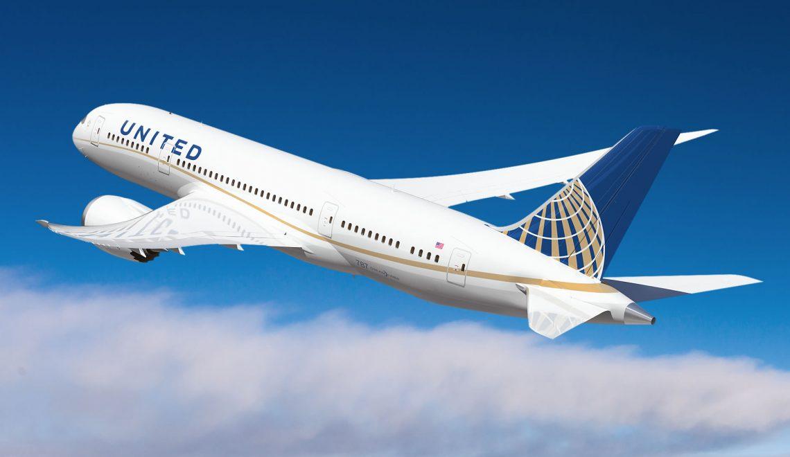 Un homme se fait expulsé d'un avion United Airlines