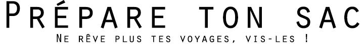 Prépare Ton Sac : blog voyage qui t'aide à sortir du canapé