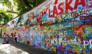 John Lennon mur