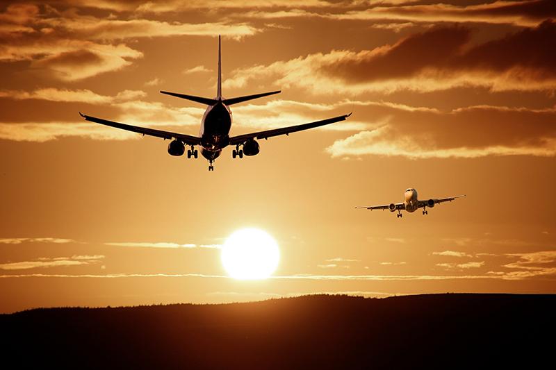 Gérer le vol de retour de voyage