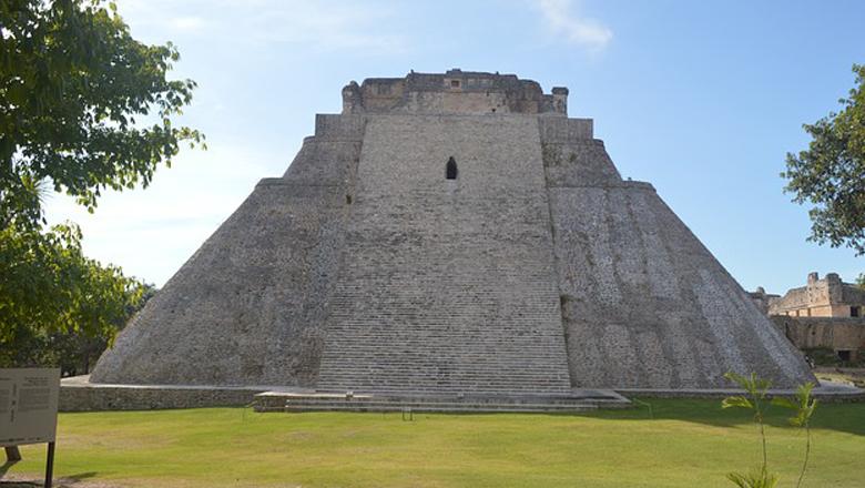 Visite du site archéologique d'Uxmal