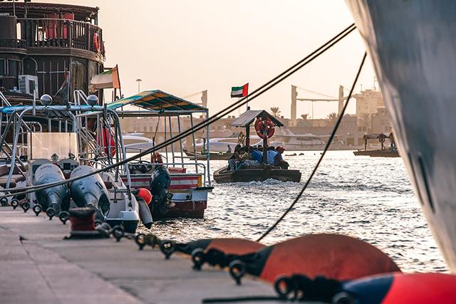 Deira, le vieux Dubaï