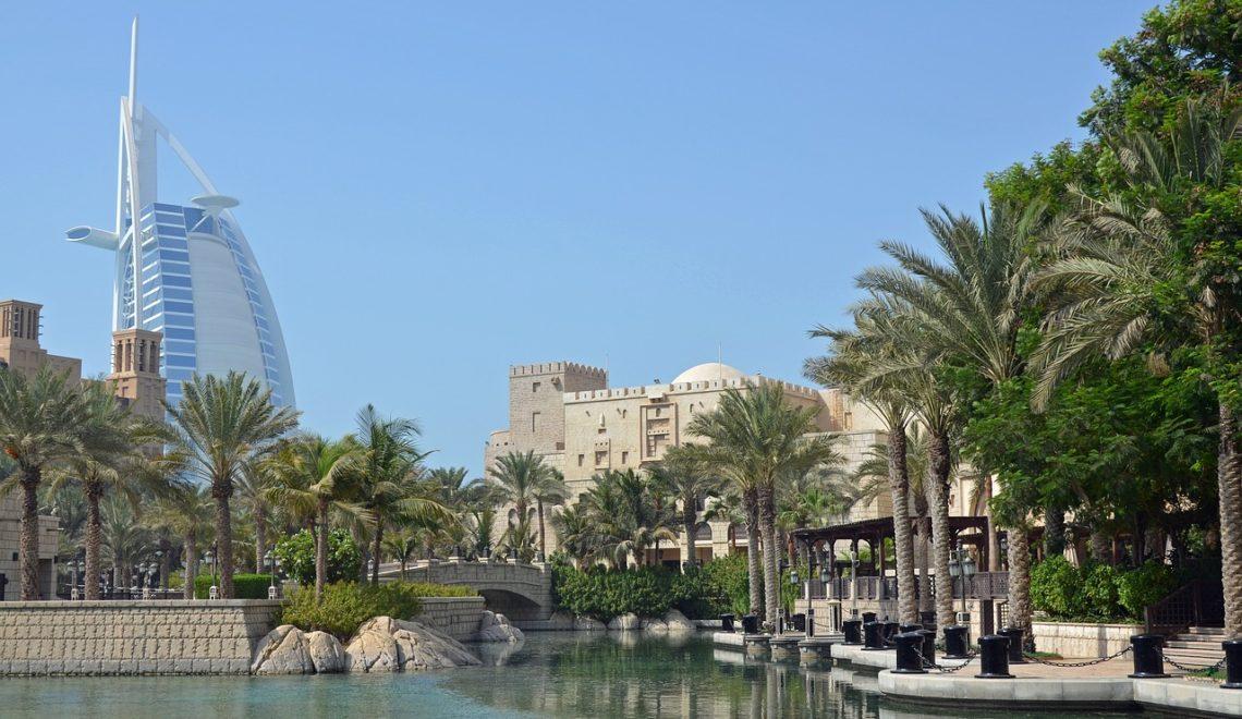 Madinat Jumeirah à Dubaï